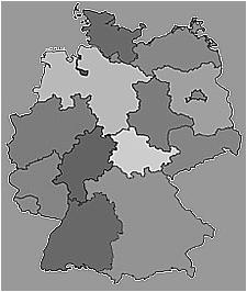 Geodaten Deutschland